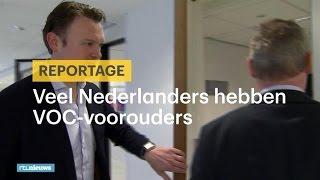 Heb jij VOC-voorouders?   - RTL NIEUWS