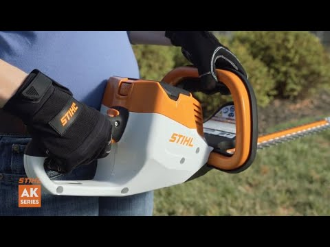 Stihl HSA 56 in Jesup, Georgia - Video 2