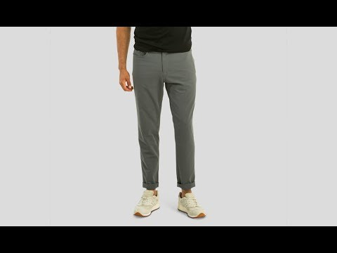 OLIVERS - Passage Pant Review & Fit Guide