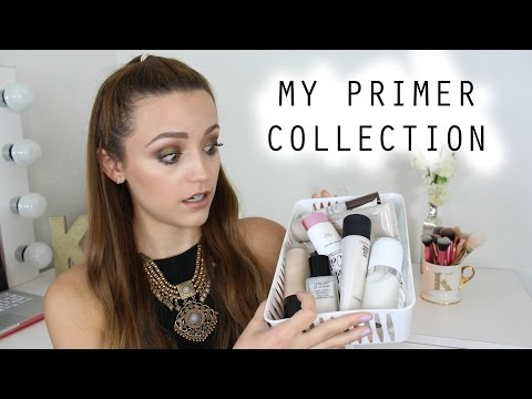 My Makeup Stash- Face Primers!