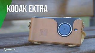 Kodak Ektra, análisis