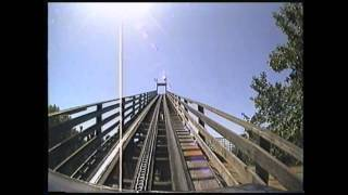 Grizzly, Paramount's Great America 1996.