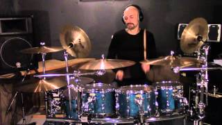 "Dave Rody Drum Demo ""Sails Of Charon"" by The Scorpions"