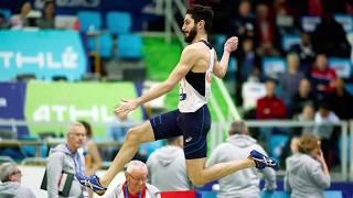Liévin 2020 : Le saut à 8,06 m d'Augustin Bey