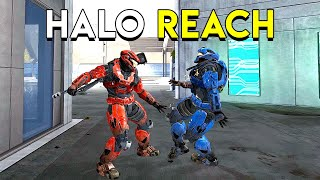 Halo Reach On PC! (Multiplayer Gameplay)
