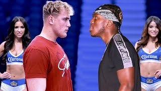 KSI vs Jake Paul | Unbelievable Fight