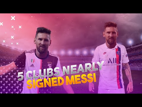 5 Clubs that nearly signed Lionel Messi|Tamil||Gully sports