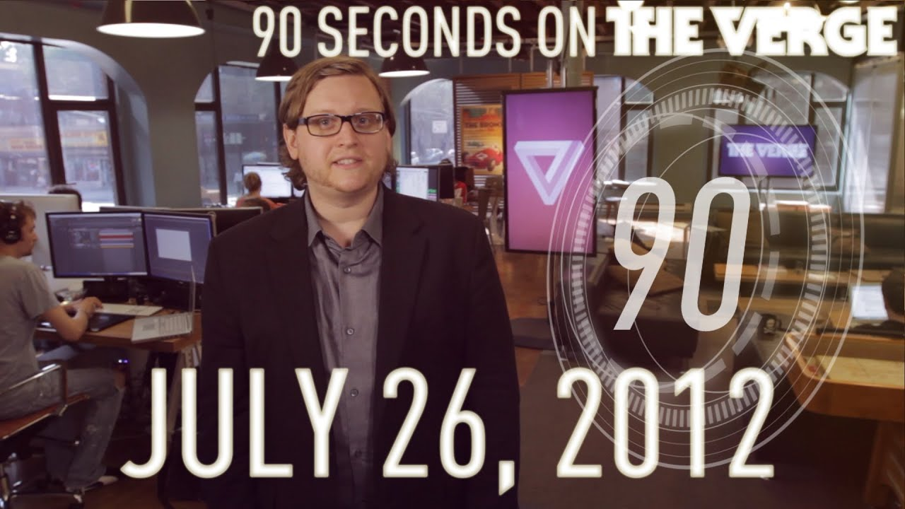 Google Fiber and Internet Outages - 90 Seconds on The Verge thumbnail