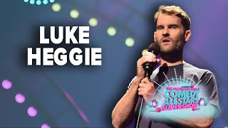 Luke Heggie - 2021 Opening Night Comedy Allstars Supershow