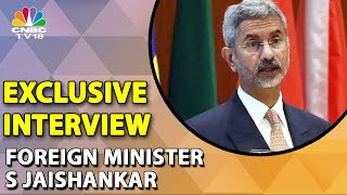 As World Rebalances, How Should India Capitalise? Foreign Minister S Jaishankar Weighs In