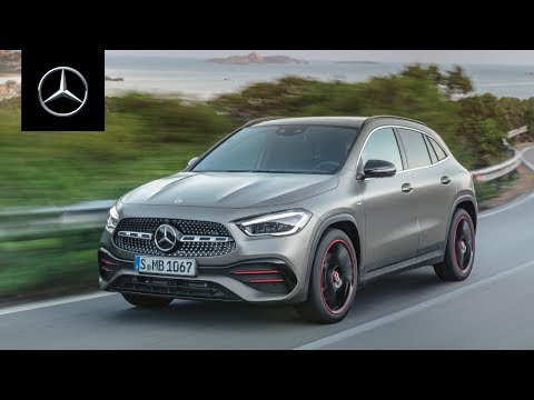 Mercedes-Benz GLA (2020): World Premiere | Trailer