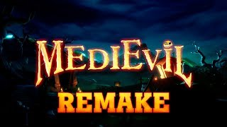 MediEvil Remake - Впечатления от трейлера (+ пару слов об оригинале с Ps1)