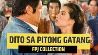 DITO SA PITONG GATANG - FULL MOVIE - FPJ COLLECTION