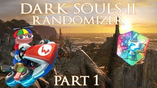 MAGIC RANDOMIZER! - Dark Souls 2 Part 1