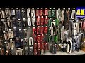Academy Sports & Outdoors KNIVES / Knife Selection 4K! WOW!