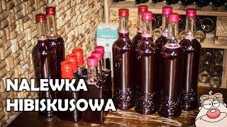 Przepis na nalewkę z Hibiskusa wg Malinowynos.pl (3litry - ok 30%)