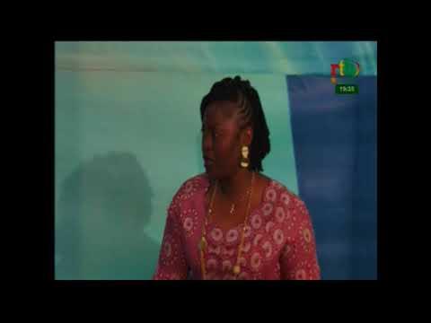 Rtb - Dr KOUMARE, DG du Centre National de Transfusion Sanguine est l'nvitée du 20h du 22/06/2019 Rtb - Dr KOUMARE, DG du Centre National de Transfusion Sanguine est l'nvitée du 20h du 22/06/2019