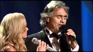i believe_Andrea Bocelli & Katherine Jenkins.wmv