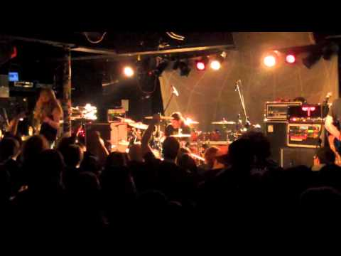 PHALGERON - Norloxius The Bloodsmoker - Live - Seattle - Feb 12th 2011