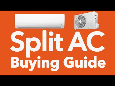 Split AC Buying guide
