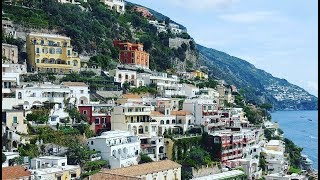 General Aviation in Italy? Flying along the Amalfi Coast