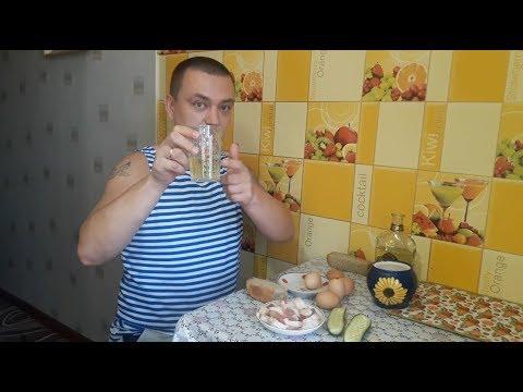 """, title : 'Пью САМОГОН с салом и яйцами! Как не болеть с перепоя? """"СБ""""'"""