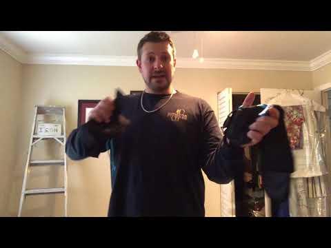 DOB Running Belt Review w/ iPhone X