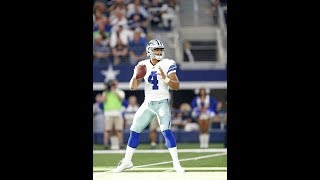 Dak Prescott: No Excuses Dez Bryant Is Gone Now (If You Don't Watch It All Dont Comment)