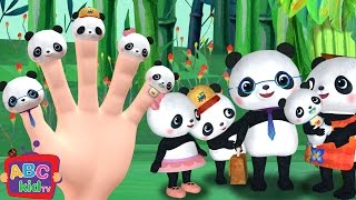 Finger Family (Panda) | Cocomelon (ABCkidTV) Nursery Rhymes & Kids Songs