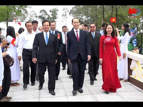 An Giang kỷ niệm trọng thể 130 năm ngày sinh Chủ tịch Tôn Đức Thắng