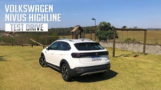 Volkswagen Nivus Highline - Test Drive