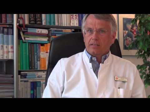 Fokale Veränderungen der Prostata Fibrose