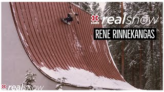 Rene Rinnekangas: REAL SNOW 2020 | World of X Games