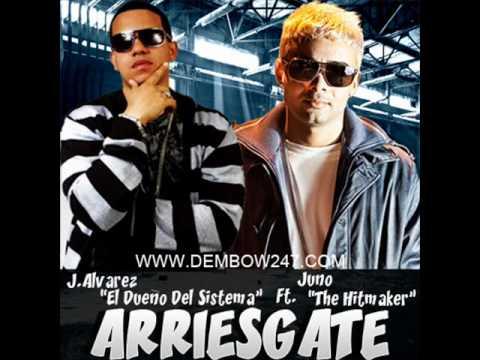 J Alvarez Ft. Juno - Arriesgate ►FLOW©MUSIC◄ ★ORIGINAL©2010★