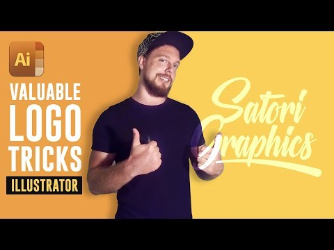 5 VALUABLE LOGO DESIGN TRICKS | Logo Design Tips