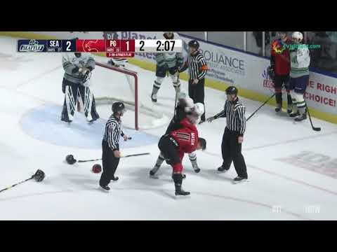 Cade McNelly vs. Josh Maser