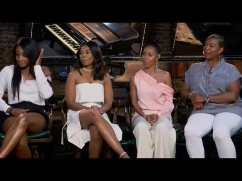 Regina Hall, Queen Latifah, Jada Pinkett Smith, Tiffany Haddish Dish On 'Girls Trip'