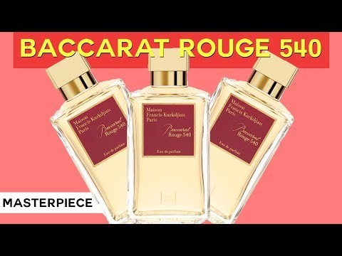 Mfk Baccarat Rouge 540 Fragrance Review Sexy Compliment Getter