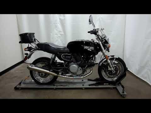 2009 Ducati SportClassic GT 1000 Touring in Eden Prairie, Minnesota - Video 1
