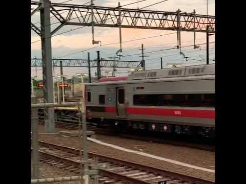 New Haven Union station RailFanning