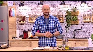 Mr. Kitchen: Sloba Pravi Slane štapiće Sa Pančetom I Kamemberom