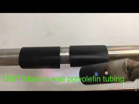 DWT-Medium wall polyolefin tubing