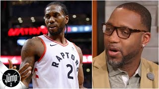 Raptors not title contenders until they prove themselves in the playoffs - Tracy McGrady | The Jump | Kholo.pk
