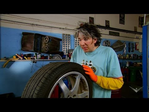 Download Checking Tire Tread | Wheeler Dealers HD Mp4 3GP Video and MP3