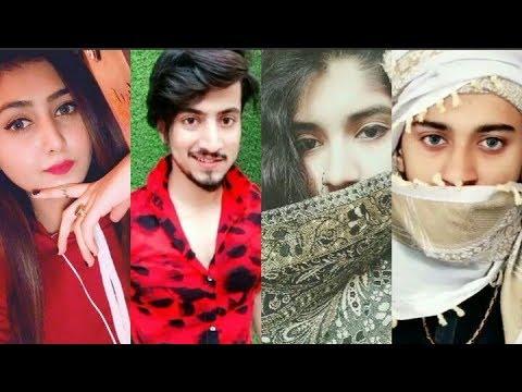 Best Duets of Mr Faisu & Hasnain Khan with beautiful Girls..👫