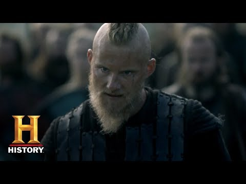Vikings Season 5 Promo 'There Is Going To Be A War'