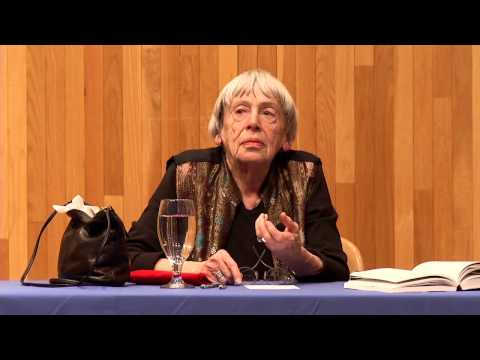WHAT CAN NOVELS DO? A CONVERSATION WITH URSULA K. LE GUIN