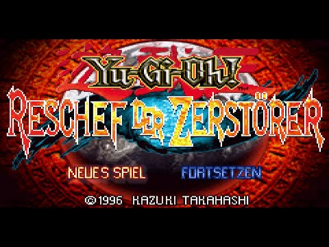 Yu-Gi-Oh! - Reschef der Zerstörer