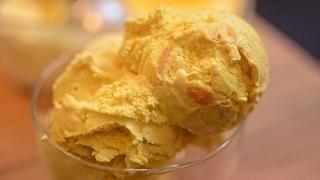 Mango Ice Cream Recipe(Only 3 Ingredients!) | No eggs No Ice Cream Machines | How To Make