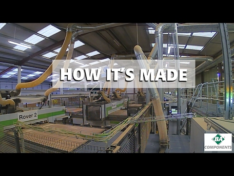 How are Kitchen Doors Made? Find out here.
